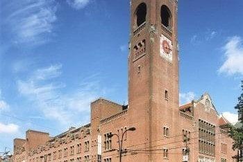 Beurs-van-Berlage-Exterieur-WordPress Cursus Amsterdam