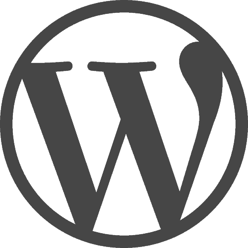 WordPress installeren - ga op zoek naar het logo bij de host