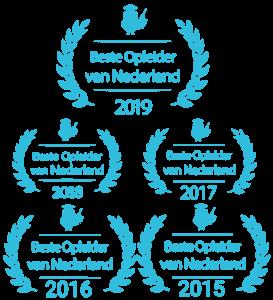 Beste opleider van Nederland WordPress SEO Mailchimp