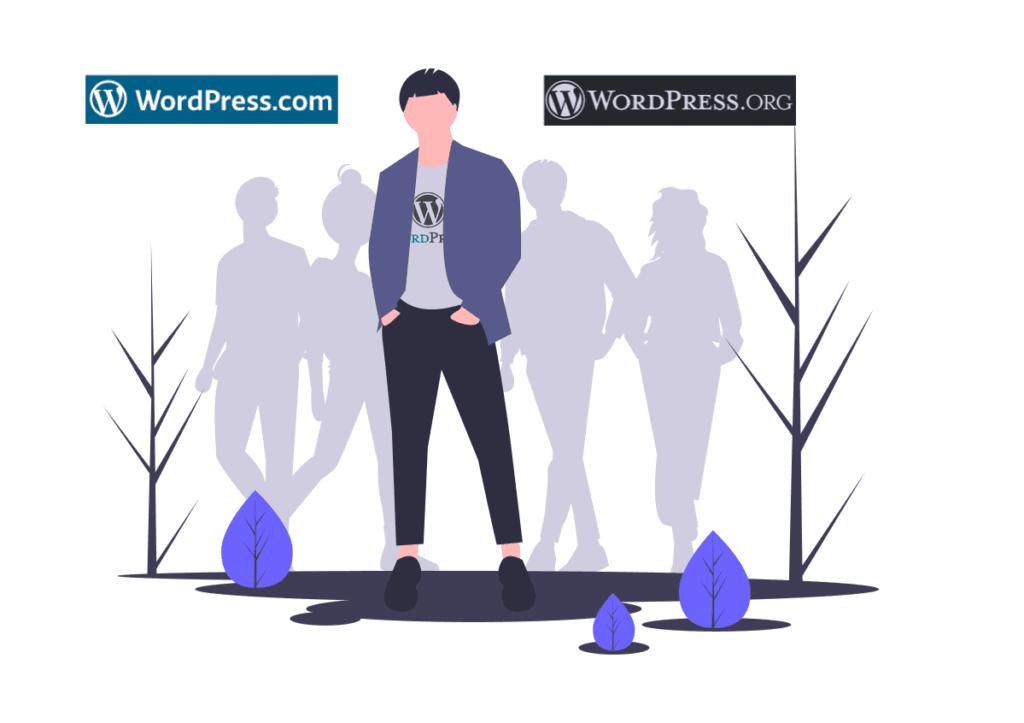 Verschil tussen WordPress